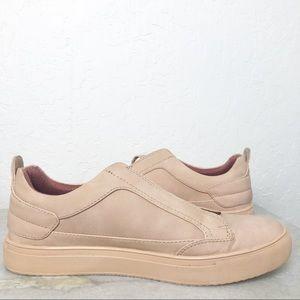 Steve Madden blush platform sneaker p-extra 8M